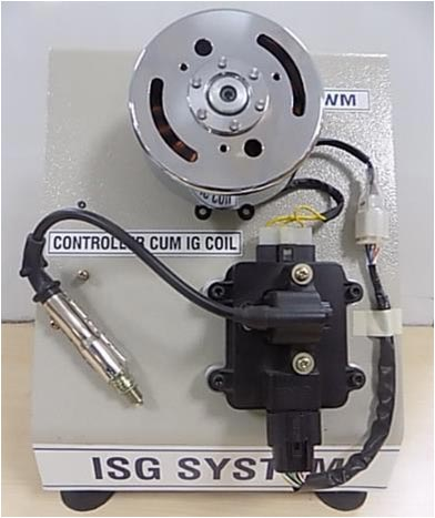 ACG-&-Controller-for-Integrated-Starter-Generator-(ISG)