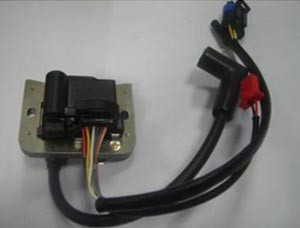 Auto-choke-controller